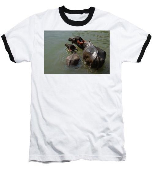 Skc 5603 The Coolest Way Baseball T-Shirt by Sunil Kapadia
