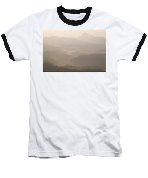 Skn 4182 Sketching With Light Baseball T-Shirt