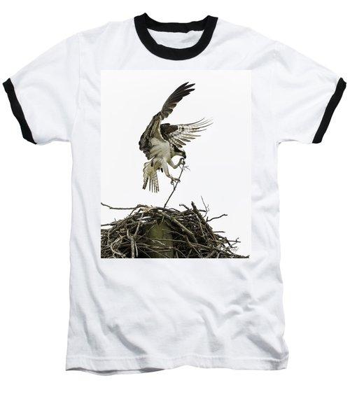 Sky Ballet Baseball T-Shirt
