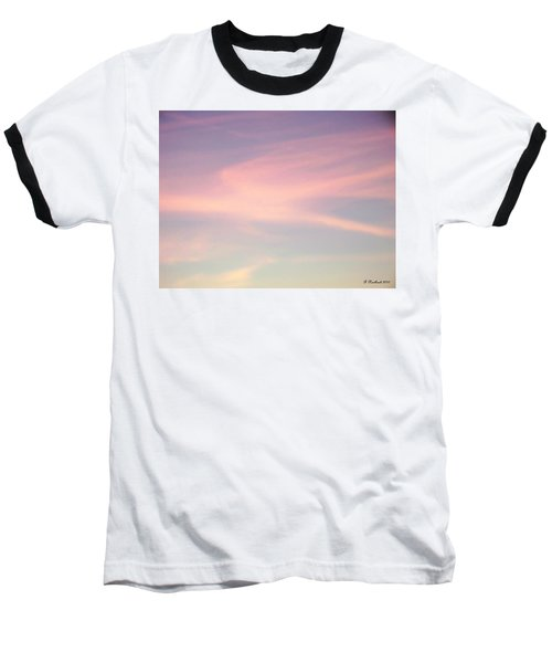 Baseball T-Shirt featuring the photograph Sky Dancer by Betty Northcutt