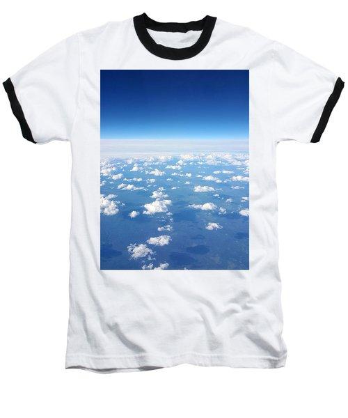Sky Life Baseball T-Shirt