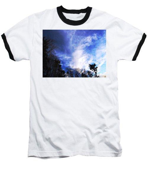 Sky Study 4 3/11/16 Baseball T-Shirt