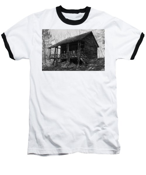 Baseball T-Shirt featuring the photograph Slabsides In Spring by Jeff Severson
