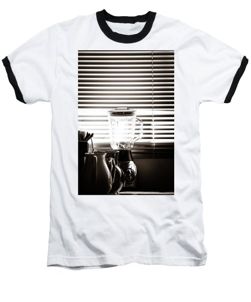 Slatted Shadows Baseball T-Shirt
