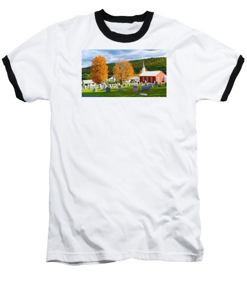 Baseball T-Shirt featuring the photograph Sleeping Peacefully by Jeanette Oberholtzer
