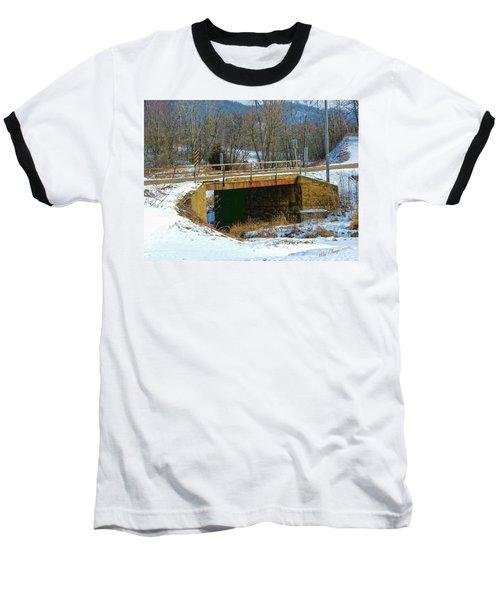 Sliding Into Home Baseball T-Shirt