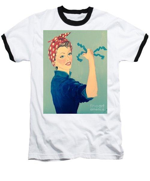 Sling The Mesh Baseball T-Shirt