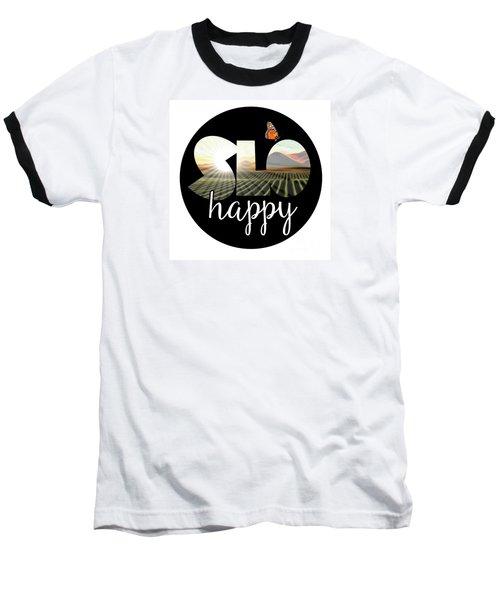 Slohappyedna Baseball T-Shirt