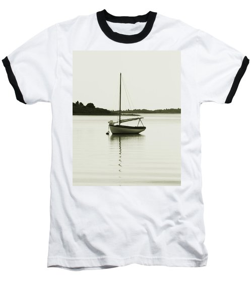 Sloop At Rest  Baseball T-Shirt