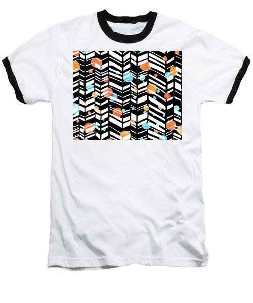 Smile More Baseball T-Shirt