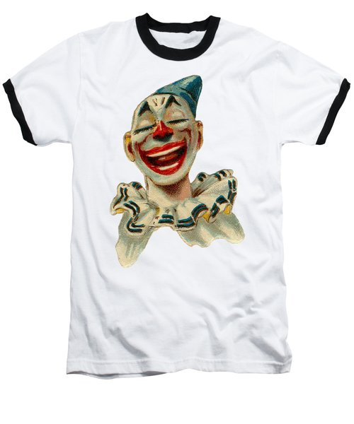 Smiley Baseball T-Shirt