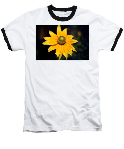 Smiling Sun Baseball T-Shirt
