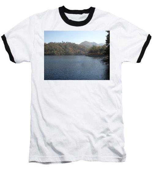 Smokies 14 Baseball T-Shirt by Val Oconnor