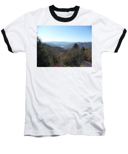 Smokies 16 Baseball T-Shirt by Val Oconnor