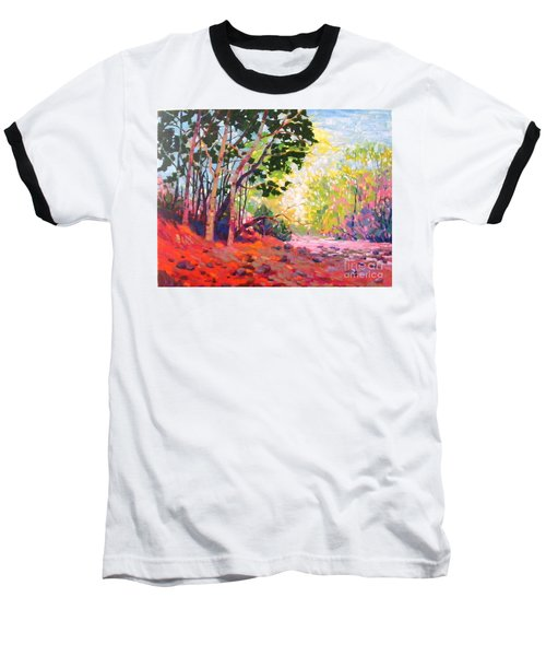Snoqualmie Story Baseball T-Shirt