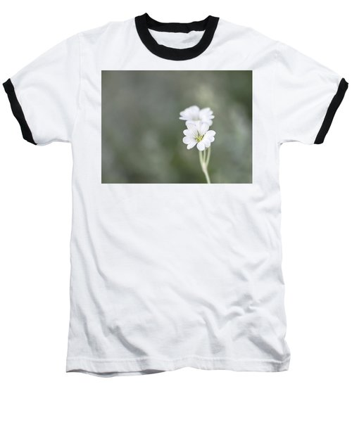 Snow In Summer Baseball T-Shirt