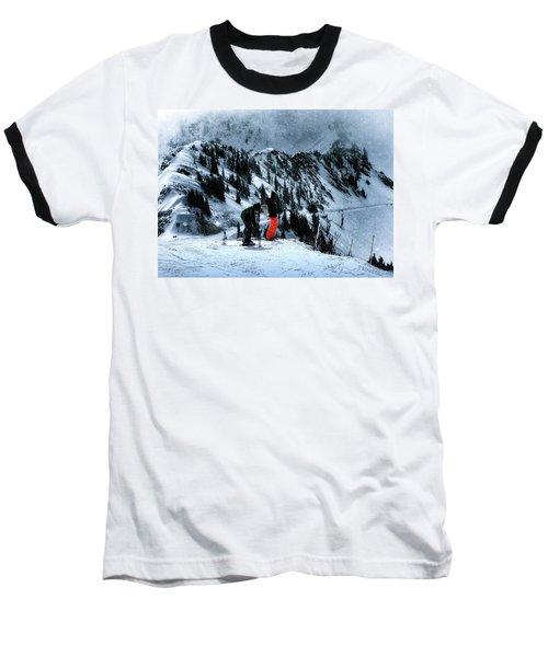 Snowbird Baseball T-Shirt