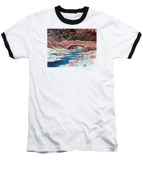 Snowy Creek Baseball T-Shirt