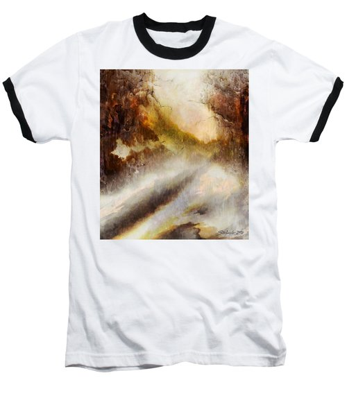 Snowy Impression Baseball T-Shirt