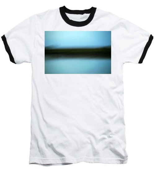 Baseball T-Shirt featuring the photograph Soft Reflections by Marilyn Hunt