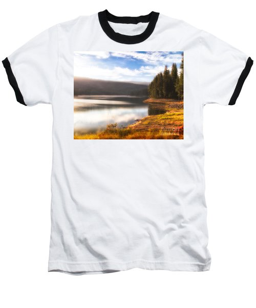 Soft Sunrise Baseball T-Shirt