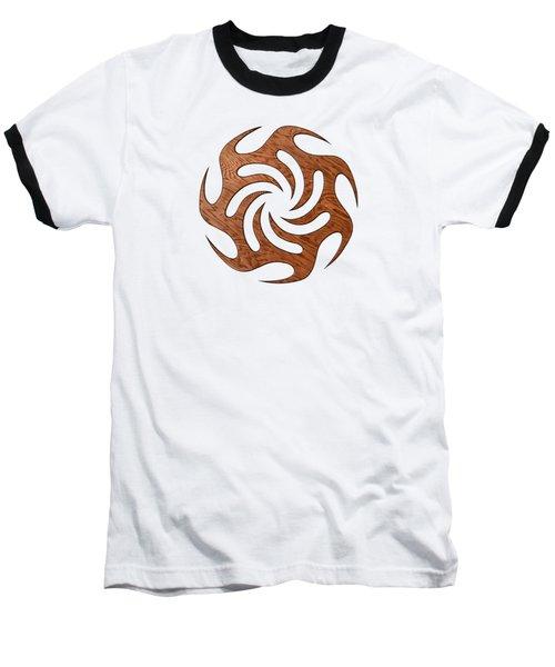 Sol Seven, Fire And Water Baseball T-Shirt