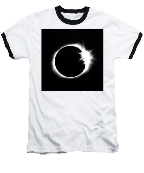 Solar Eclipse Baseball T-Shirt