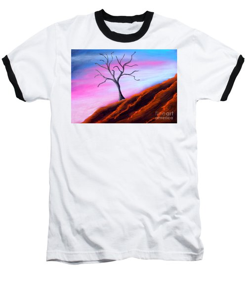 Solitary Baseball T-Shirt