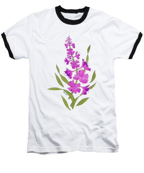 Solo Fireweed Shirt Image Baseball T-Shirt