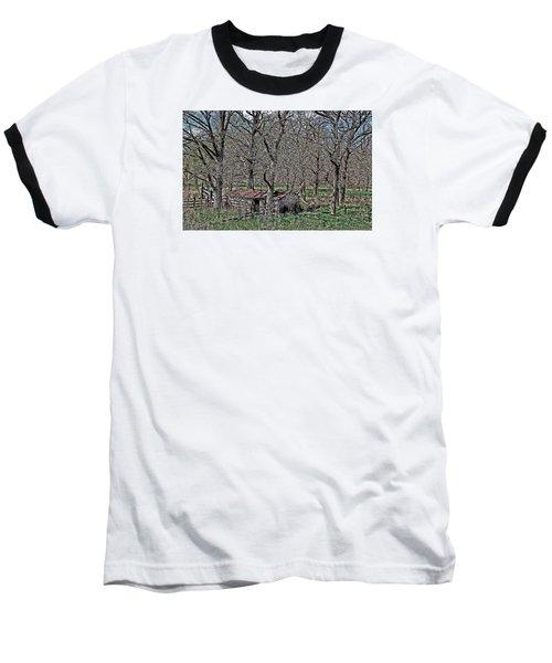 Somewhere In Missouri 2 Baseball T-Shirt
