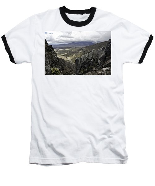 Baseball T-Shirt featuring the photograph Somewhere In New Zealand by Yurix Sardinelly