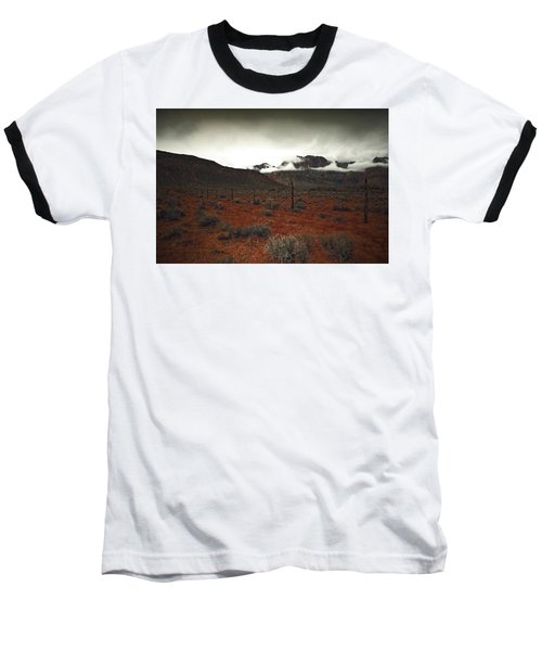 Baseball T-Shirt featuring the photograph Song by Mark Ross