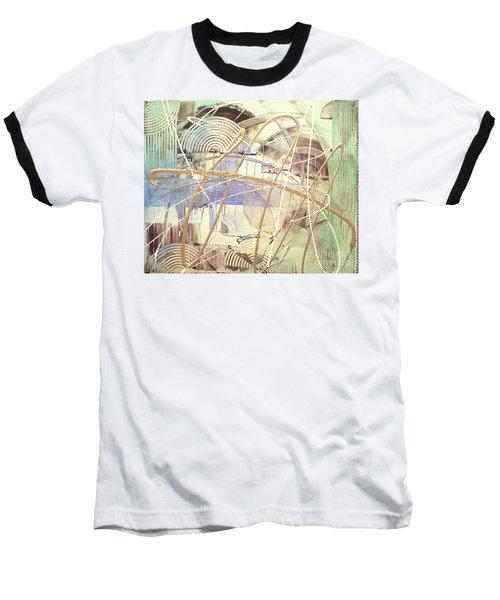 Soothe Baseball T-Shirt by Melissa Goodrich