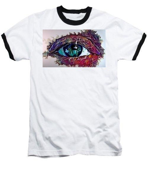 Souls Window Baseball T-Shirt
