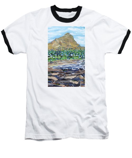 South African Coastline Part Two Baseball T-Shirt