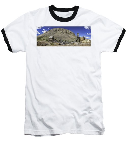 South London Mine Baseball T-Shirt