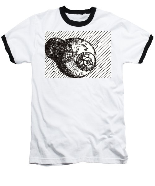 Space 1 2015 - Aceo Baseball T-Shirt