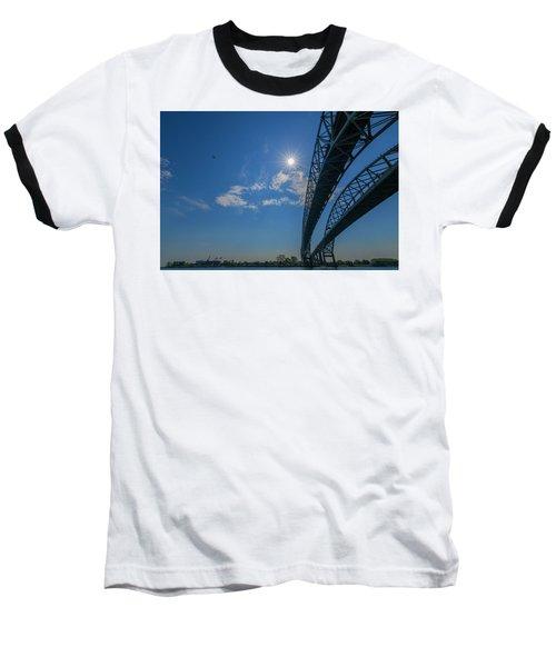 Spacious Skies Baseball T-Shirt