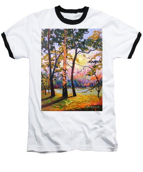 Spanaway Pond Baseball T-Shirt
