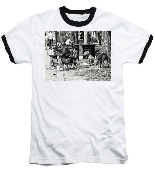 Spare Change Baseball T-Shirt