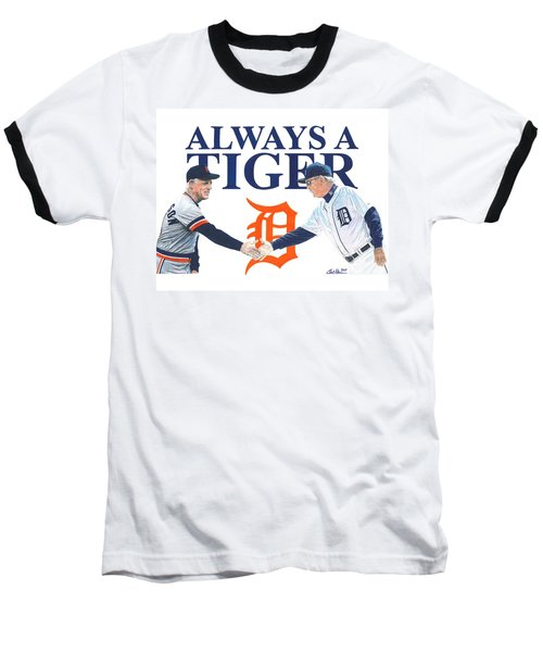 Sparky Anderson And Jim Leyland Baseball T-Shirt
