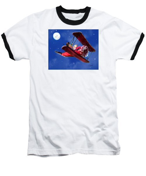 Special Delivery For Grandma Baseball T-Shirt by Colleen Taylor