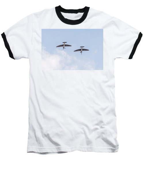 Spitfires Loop Baseball T-Shirt
