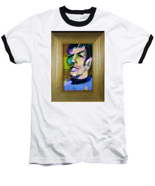 Spock Baseball T-Shirt