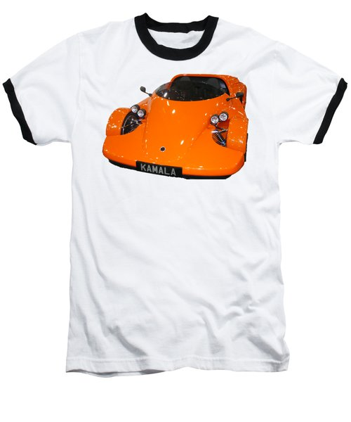 Sports Car Baseball T-Shirt