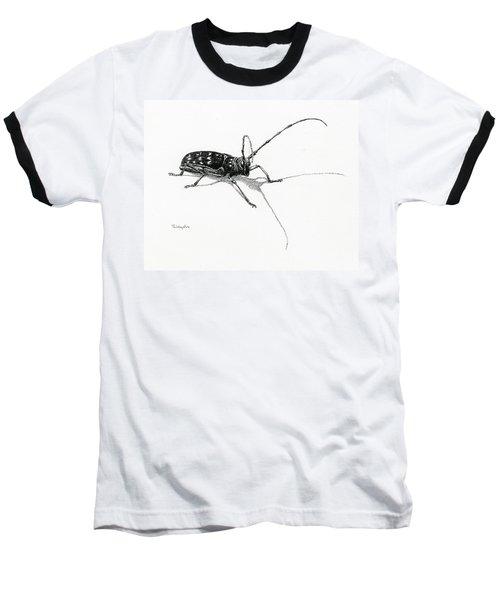 Spotted Pine Sawyer Baseball T-Shirt
