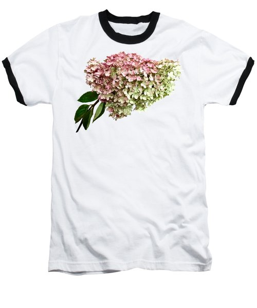 Sprig Of Hydrangea Baseball T-Shirt