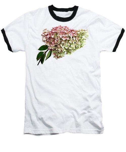 Sprig Of Hydrangea Baseball T-Shirt
