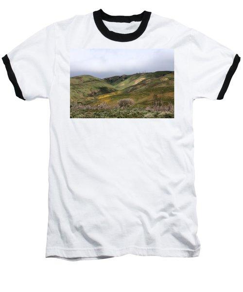Baseball T-Shirt featuring the photograph Spring At Door by Viktor Savchenko