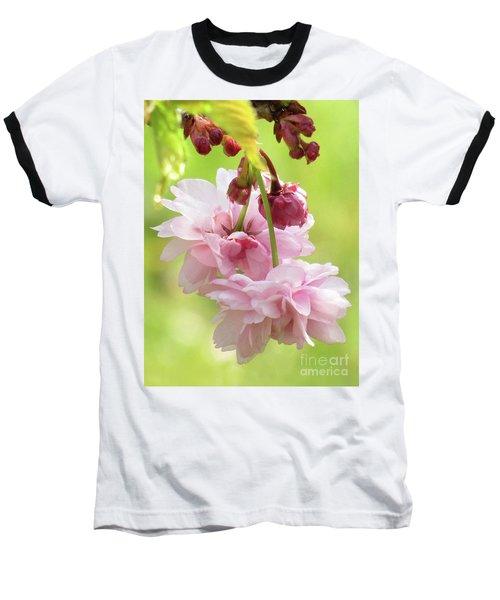 Spring Blossoms 8 Baseball T-Shirt